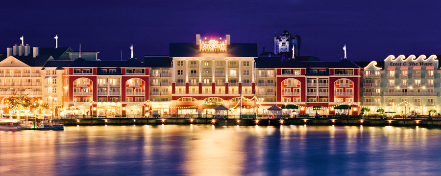 Themed Music Nights Returning to Disney's BoardWalk
