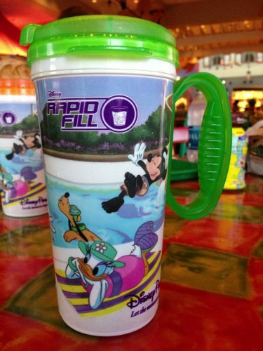 WDW Rapid Refill Mugs – What Are They And How Do they Work?