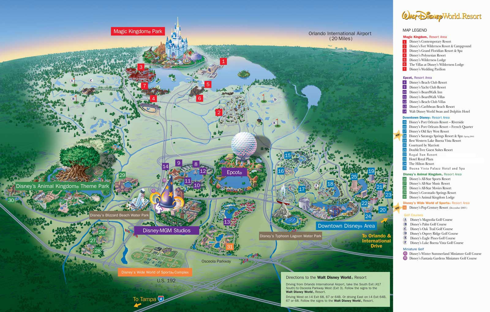 Everything you need to know about Disney World and hurricanes