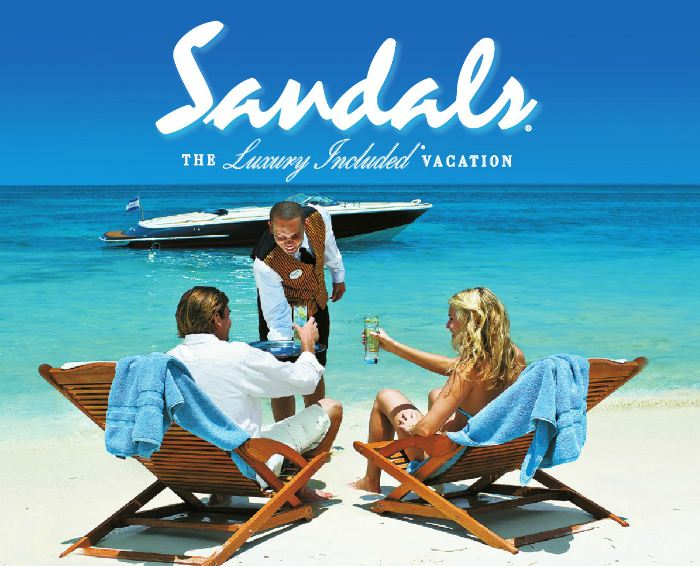 Sandals Resorts – Luxurious All Inclusive Specials!