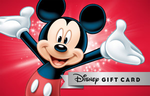 Disney Gift Cards – An Easier Way To Save Money For & On Your Disney Vacation!