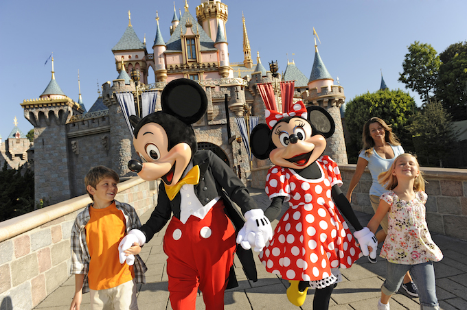 2016 Disneyland Resort Hotel Vacation Package Now Available…