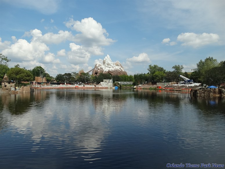 Disney's Animal Kingdom – Rivers of Light Update: New Amphitheater Details