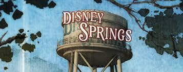 Disney Springs Parking Garage and Signage UPDATES – September 3, 2015