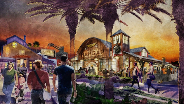 Downtown Disney: Jock Lindsey's Hangar Bar opening next week