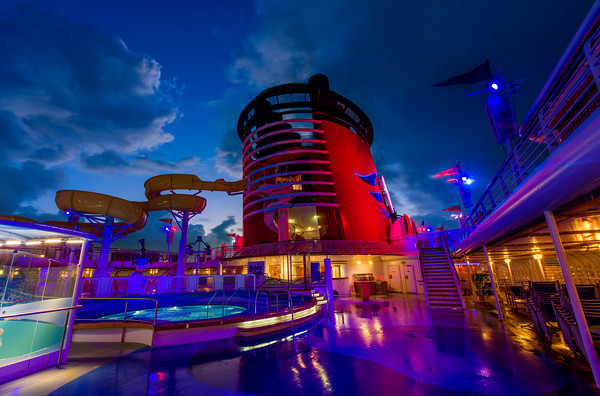 Top Five Ways to Spoil Your Grandkids on a Disney Cruise