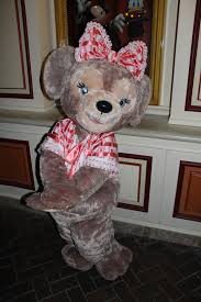 Duffy the Disney Bear's Best Friend ShellieMay Coming to Disney Parks This Fall