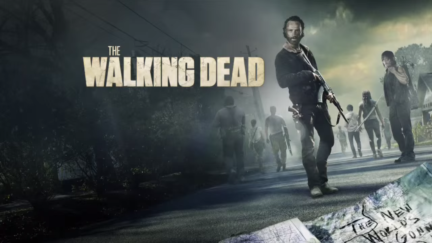 First Look at 'The Walking Dead' Theme Park Ride