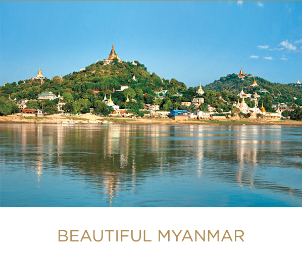 AmaWaterways – Explore Myanmar and save up to $1000 !