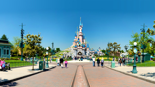 Disneyland Paris – NEW MAINTENANCE PROJECTS DUE TO IMPROVE THE GUEST EXPERIENCE