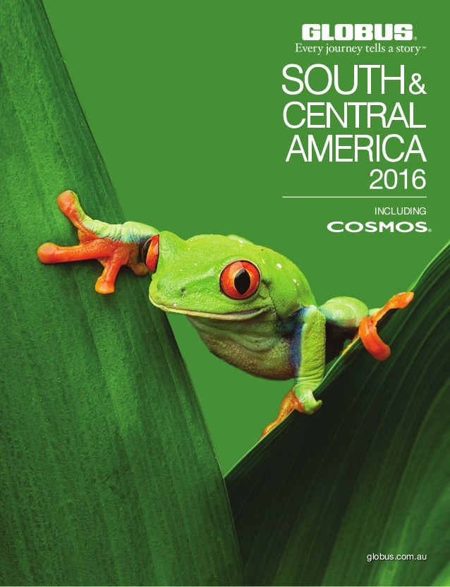 Globus 2016 South & Central America and Cuba Tour Destinations