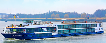 2016 Rhine, Moselle & Main cruise offerings from Avalon Waterways