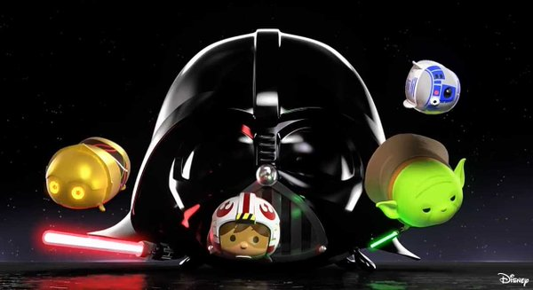 Star Wars Tsum Tsum Collection to be released in mid-February?