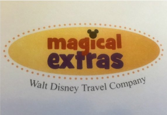 2016 Walt Disney World Magic Your Way Packages – Magical Extras