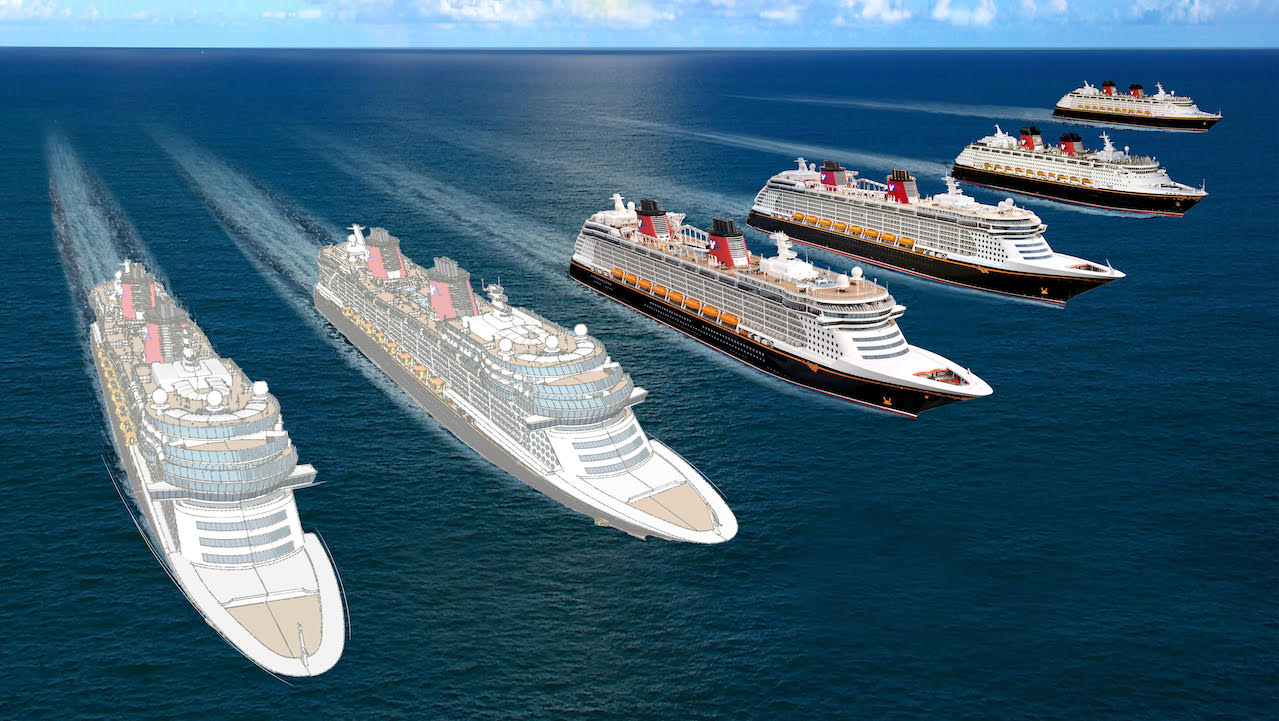 Breaking News ! – Disney Cruise Line Announces the Addition 2 New Ships !!