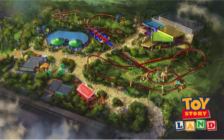First Look: Toy Story Land Attractions at Disney's Hollywood Studios