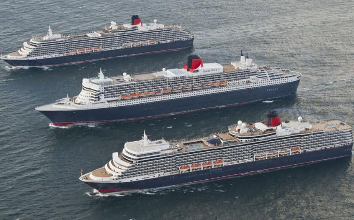 CUNARD Extends Suspension of Services Through July 31, 2020 and Beyond
