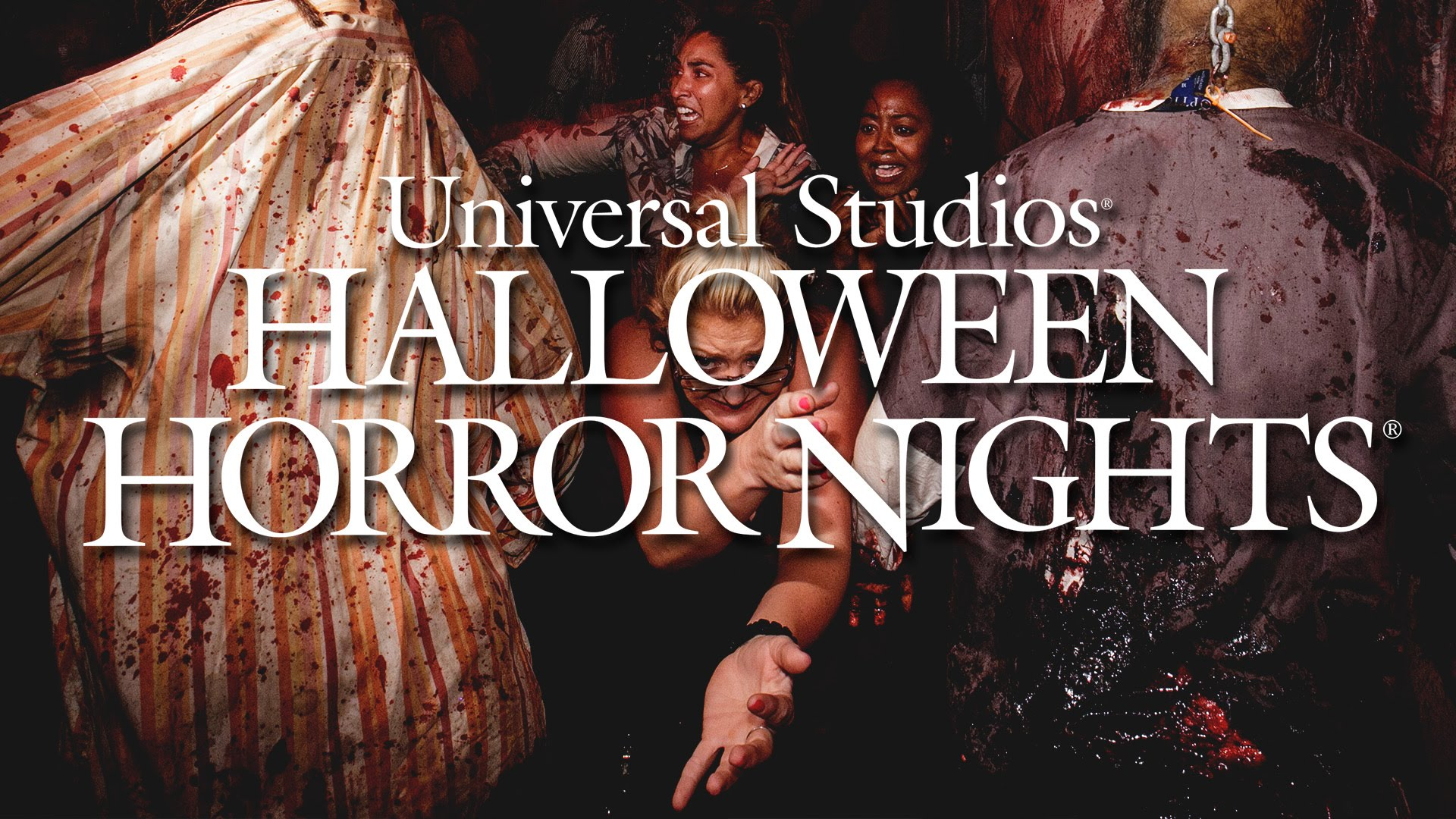 2016 Universal Orlando Halloween Horror Nights® – Can You Survive?