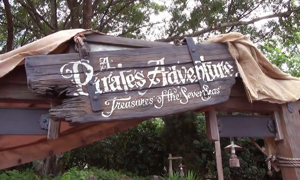 """""""A Pirate's Adventure"""" Game Now Offering Bonus FastPass"""