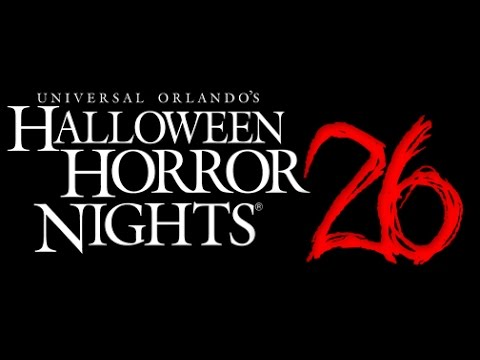 YOU WON'T STAND A CHANCE AT HALLOWEEN HORROR NIGHTS 26 !