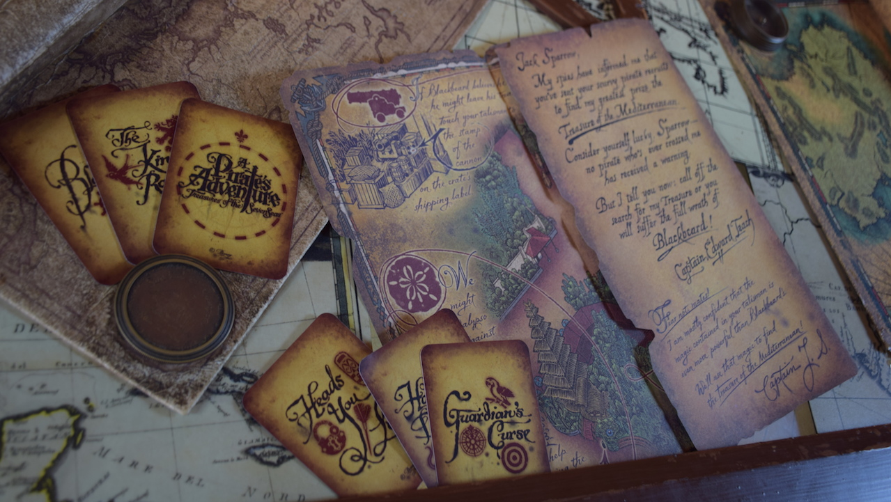 A 'Pirate's Adventure ~ Treasures of the Seven Seas' Quest Adds A New Incentive For Treasure-Hunting Guests