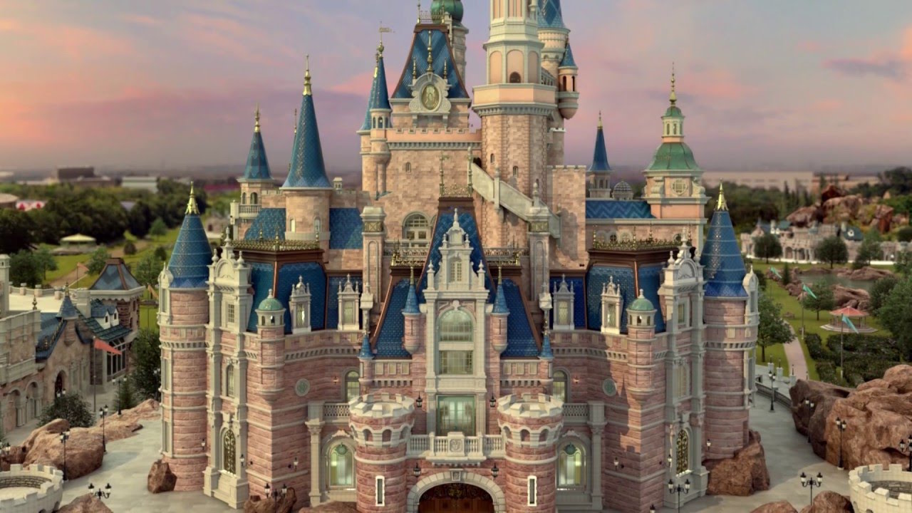 With 60 theme parks planned in China, here's how Shanghai Disney plans to compete