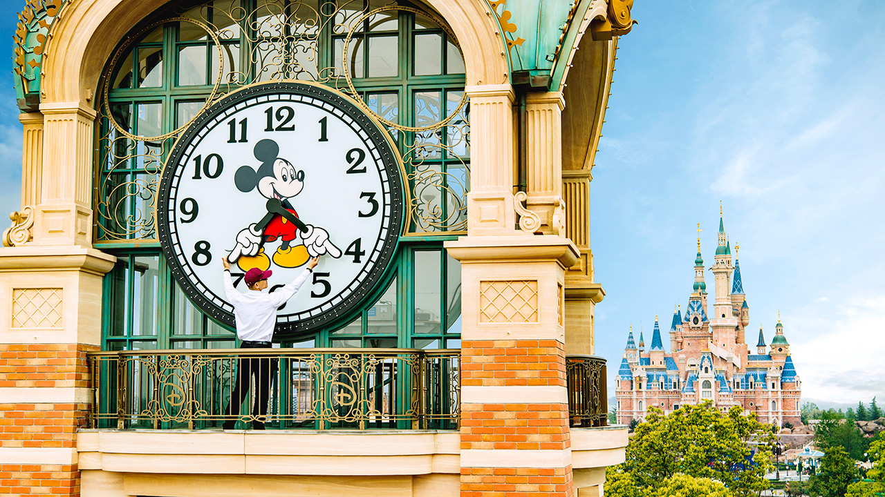 Tune in for 'Grand Opening Celebration of Shanghai Disney Resort' Television Special, June 16 and 17