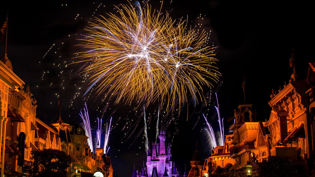 TOP REASONS FOR YOU TO VISIT THE WALT DISNEY WORLD RESORT IN FALL 2016