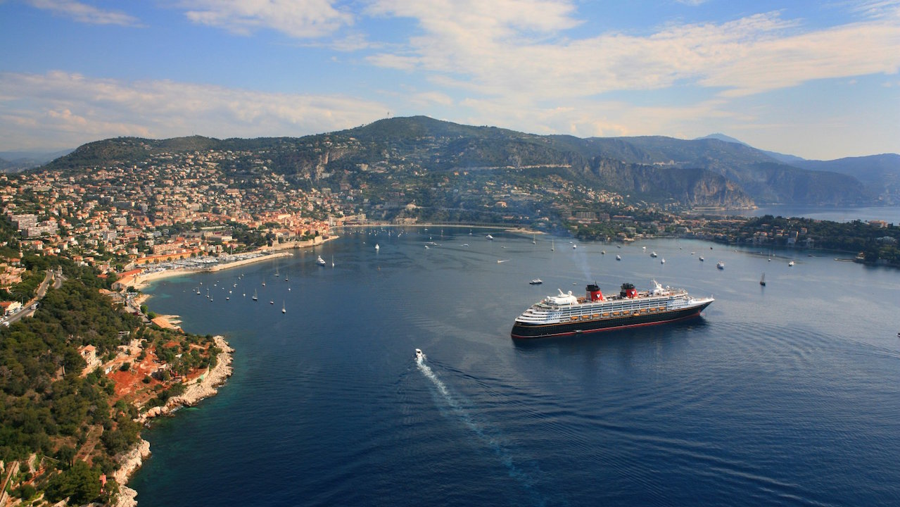 Cruising the Mediterranean: Adventures in Cannes and Villefranche, France