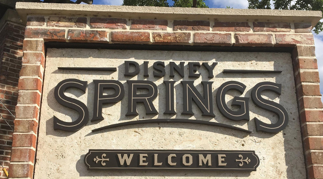 Disney Springs is Changing in Some Big Ways. Here's How