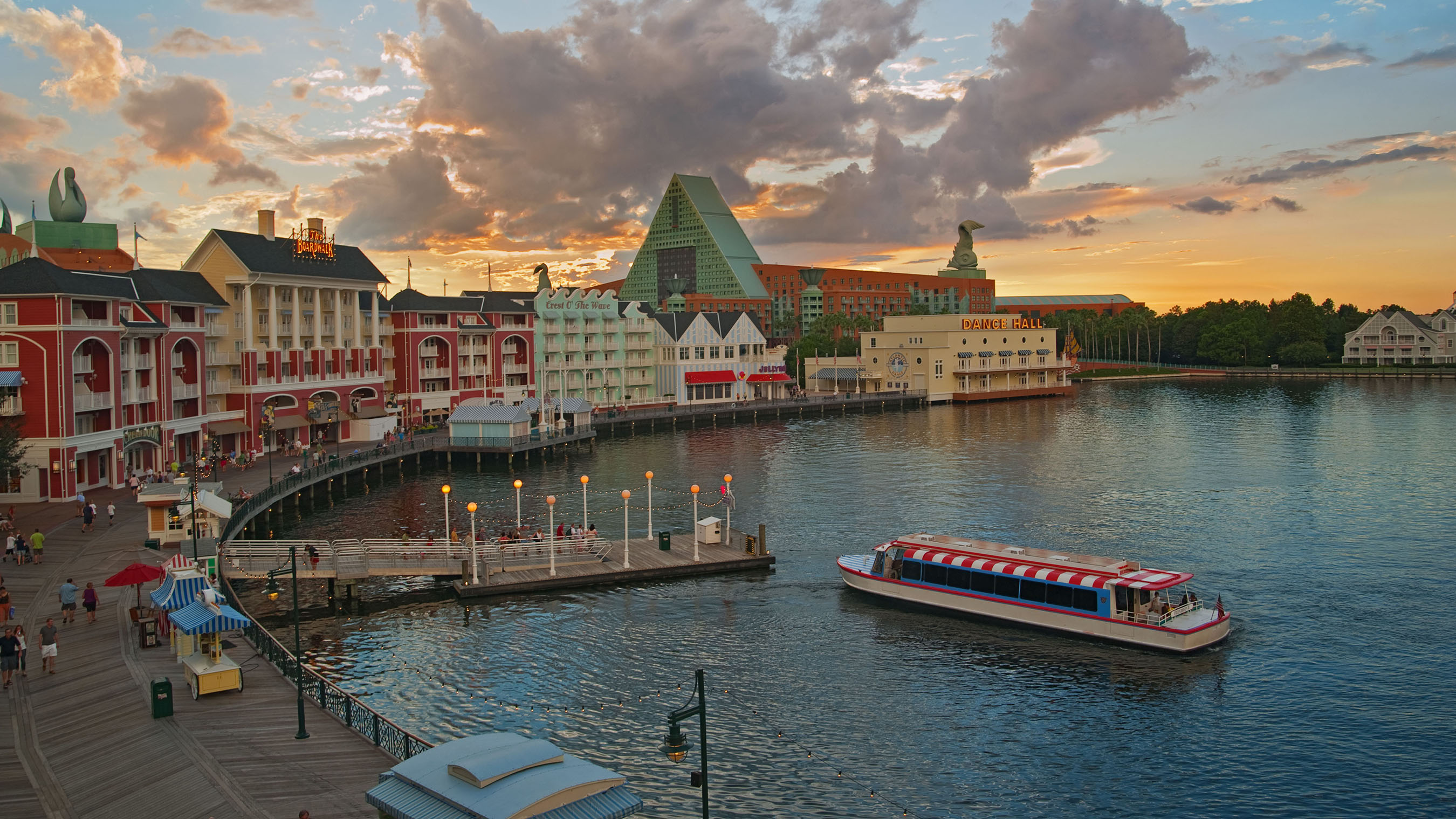 Disney's BoardWalk Inn Celebrates its 20th Anniversary Today