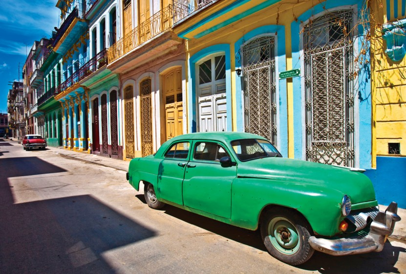 Globus Now Offers: CUBA! BY LAND AND SEA