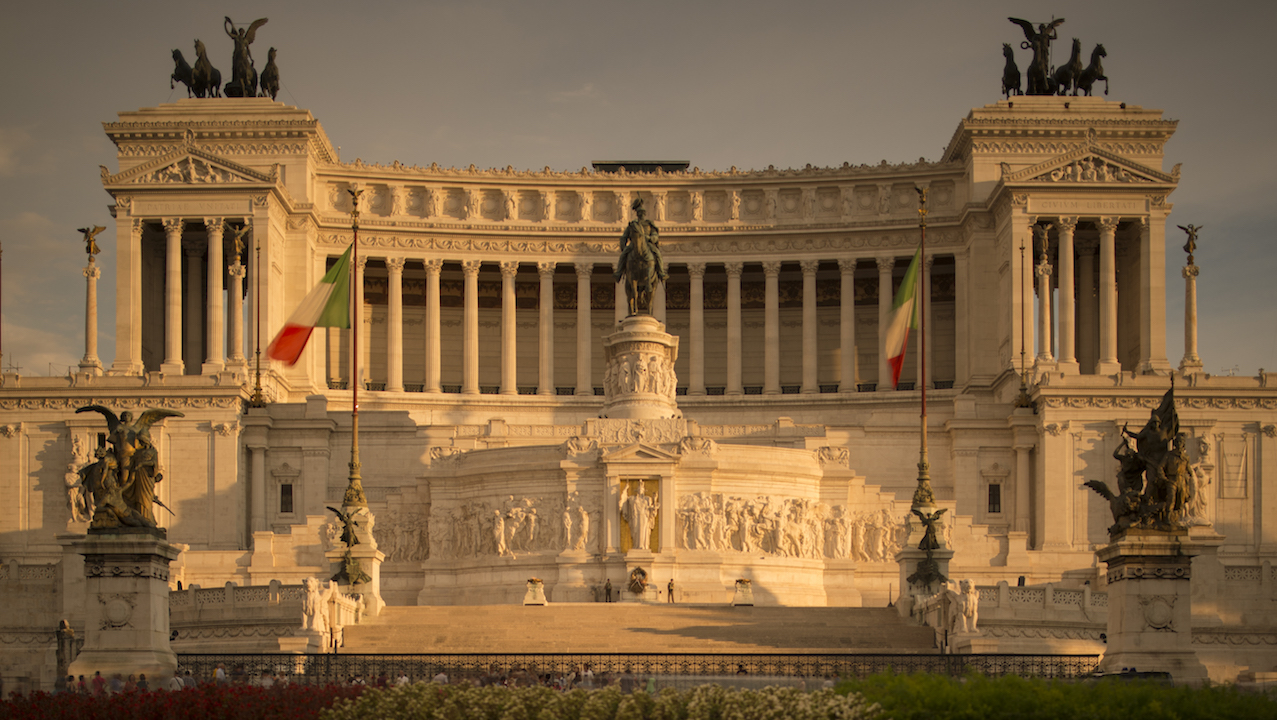 Cruising the Mediterranean: Adventures in Rome