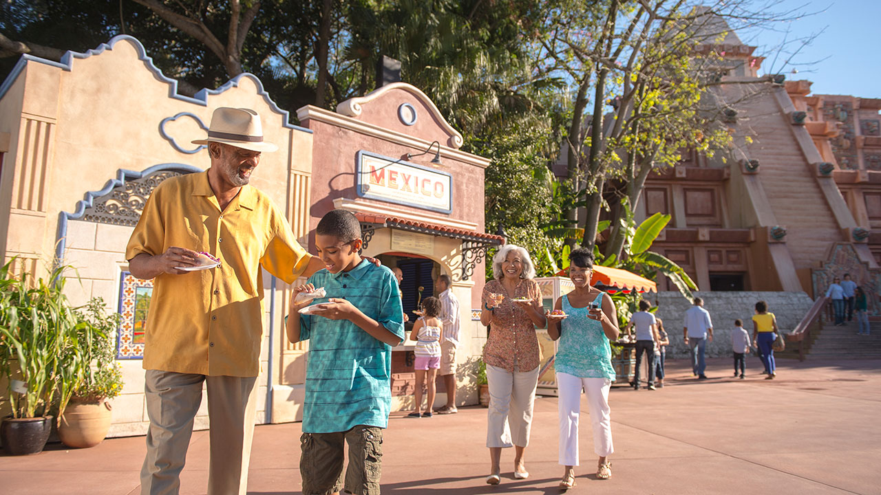Welcome to Our World! What Is The Epcot International Food & Wine Festival?