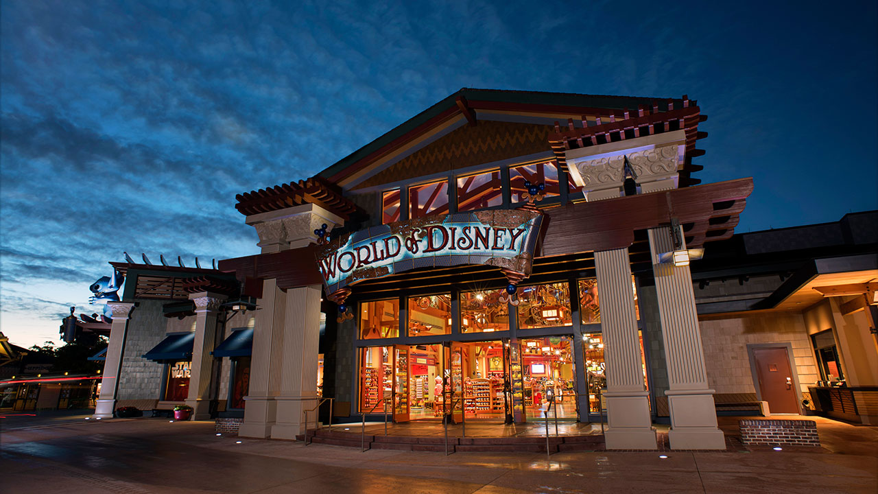 Disney Springs Update: What's New, What's Next…..