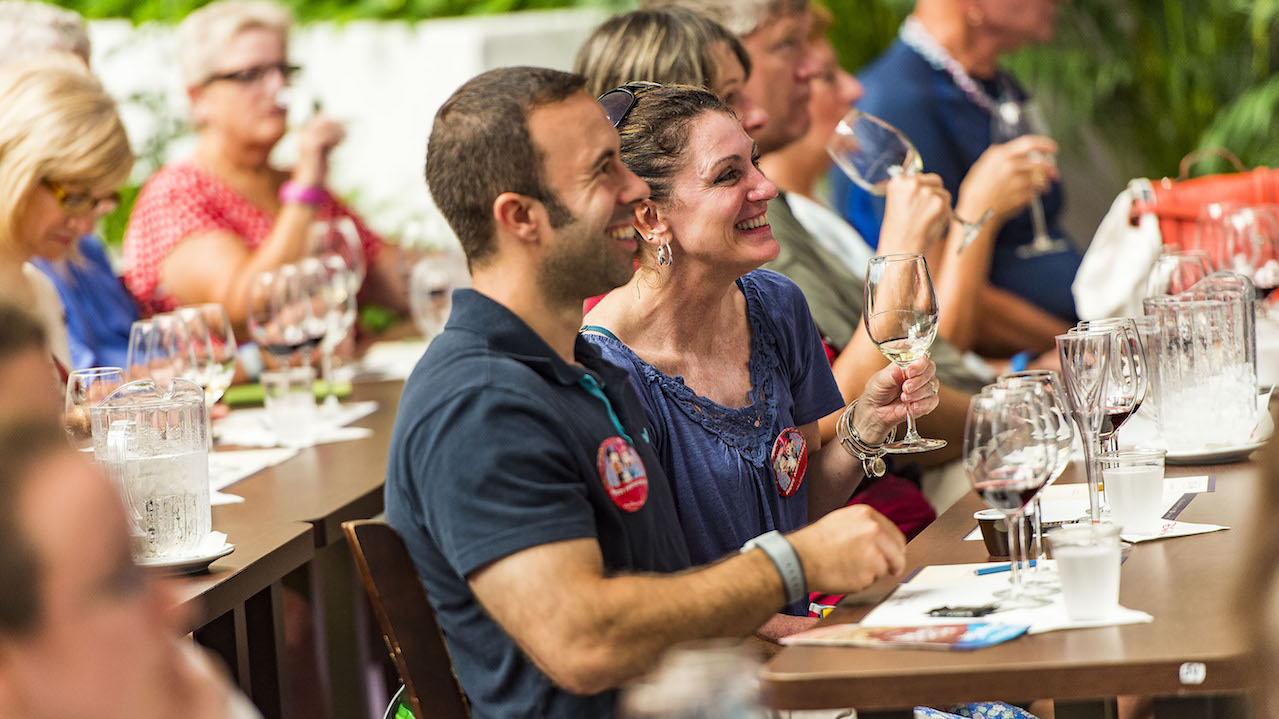 BOOK PREMIUM EVENTS AT 2016 EPCOT INTERNATIONAL FOOD & WINE FESTIVAL