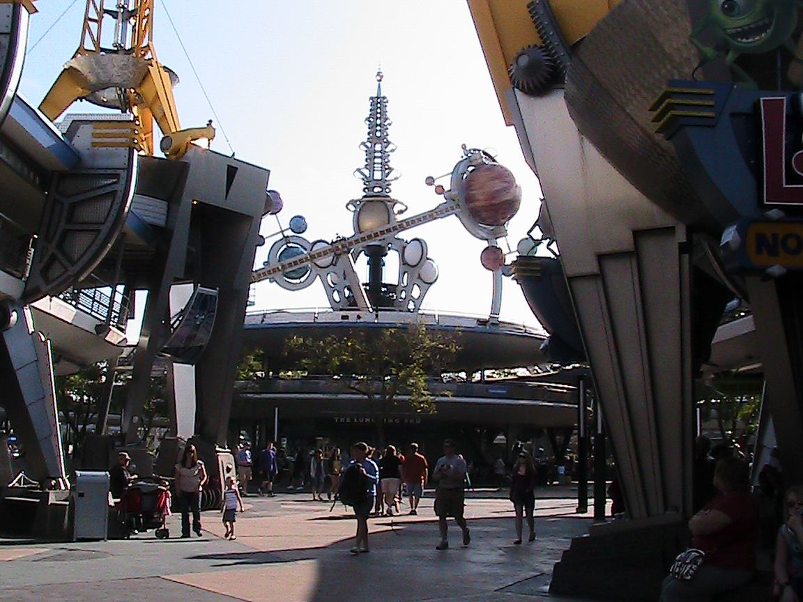 Magic Kingdom Update: Tomorrowland is Changing (Part 1)