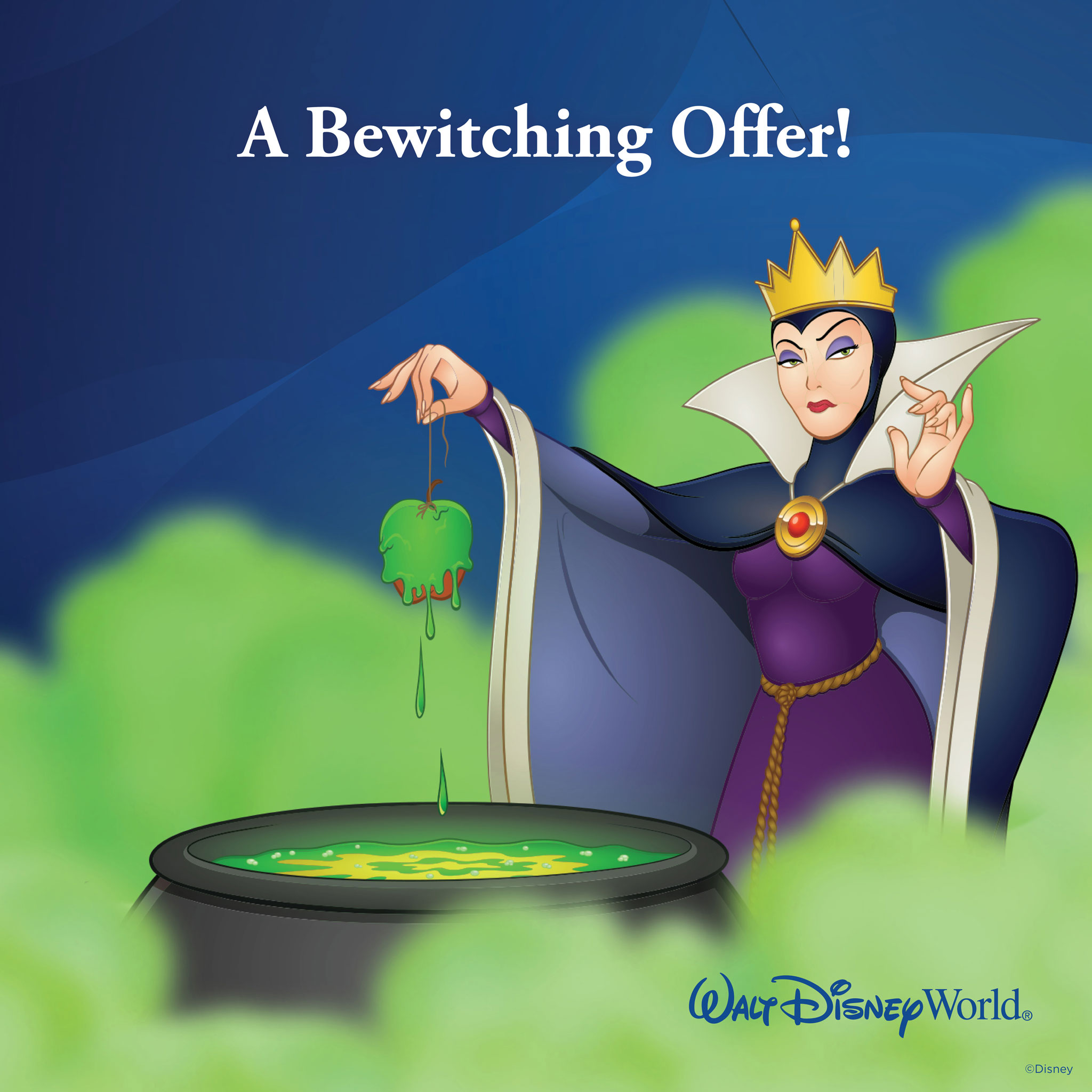 SAVE UP TO 20% ON ROOMS AT SELECT WALT DISNEY WORLD RESORT HOTELS THIS FALL!