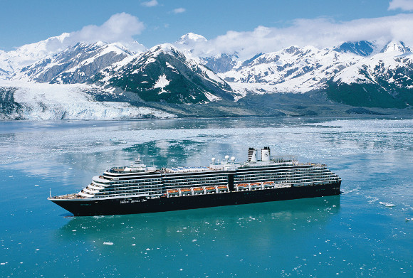 Holland America Line Redeploys Oosterdam to Alaska