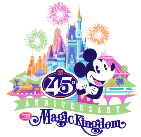 Magic Kingdom Park's 45th Anniversary Offerings & More