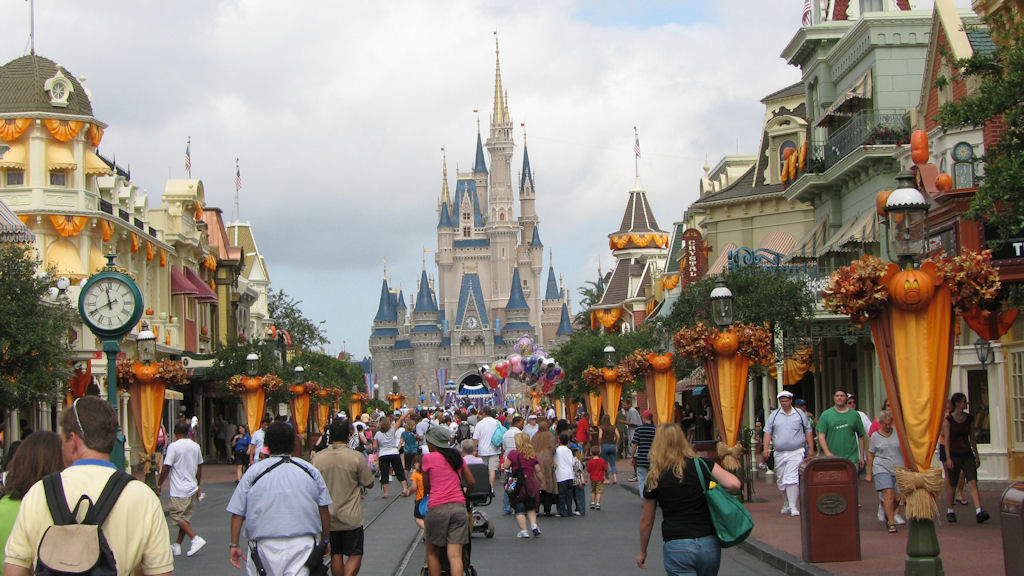 Concrete Work to Impact Magic Kingdom's Parade & Show