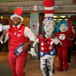 The Cat in the Hat's Just-Announced Presidential Campaign Celebrated with Fun Rally for Kids aboard Carnival Magic at Port Canaveral