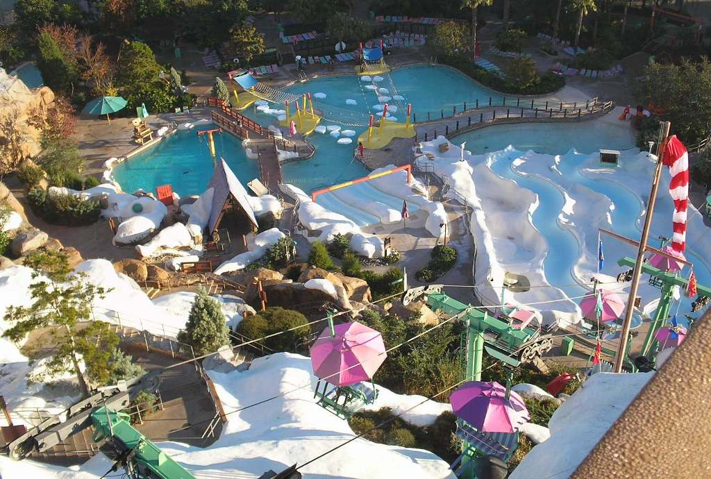 Blizzard Beach Closed Due to Cold Weather Jan. 27-29, 2017