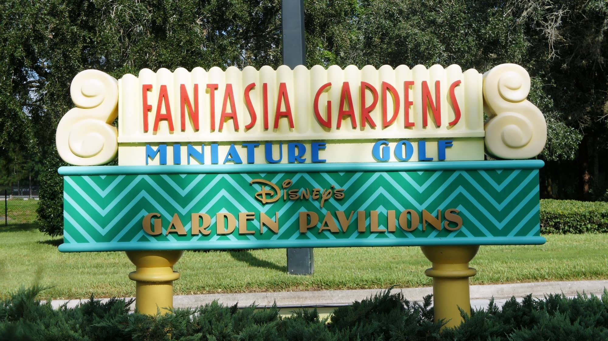 Fantasia Gardens Closed Today, October 27th.