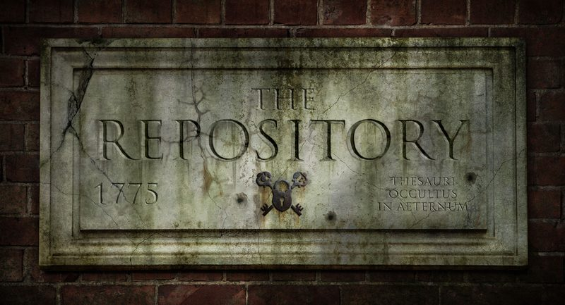 """The Repository"" – ""extra-interactive virtual reality experience"" at Halloween Horror Nights 26"