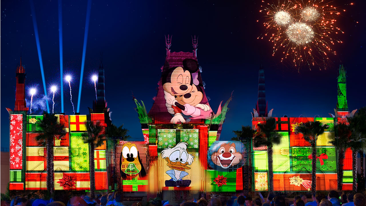 Holiday Additions Coming To Disney's Hollywood Studios