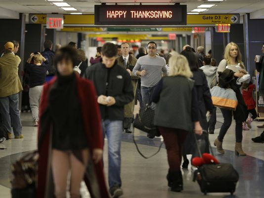 Thanksgiving Countdown: Where the Flying Is Cheap