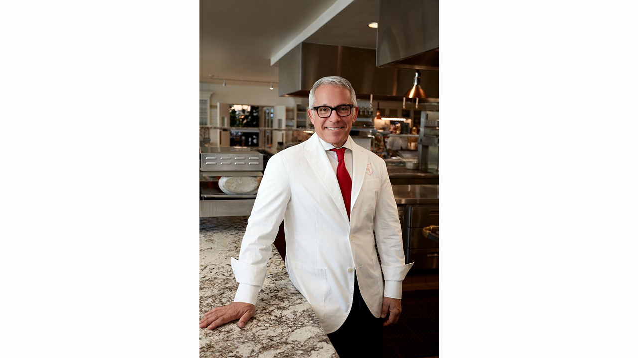 Celebrity Chef Geoffrey Zakarian Makes His Epcot International Food & Wine Festival Debut This Weekend