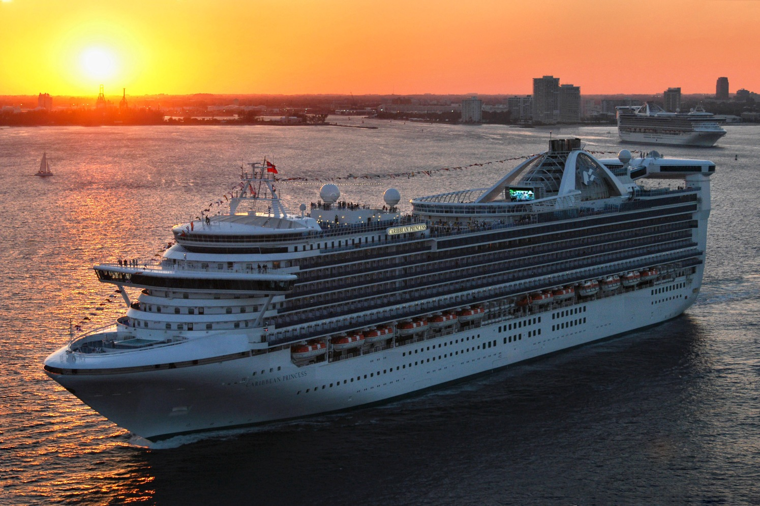 Princess Cruise Lines Cyber Sale Begins November 17th !
