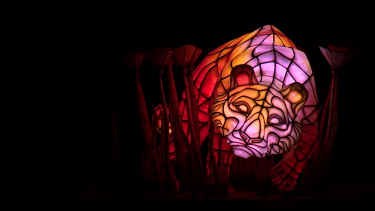 Rivers of Light Review: Amazing Technology, Lack of Story